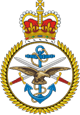 UK ministry of defence crest
